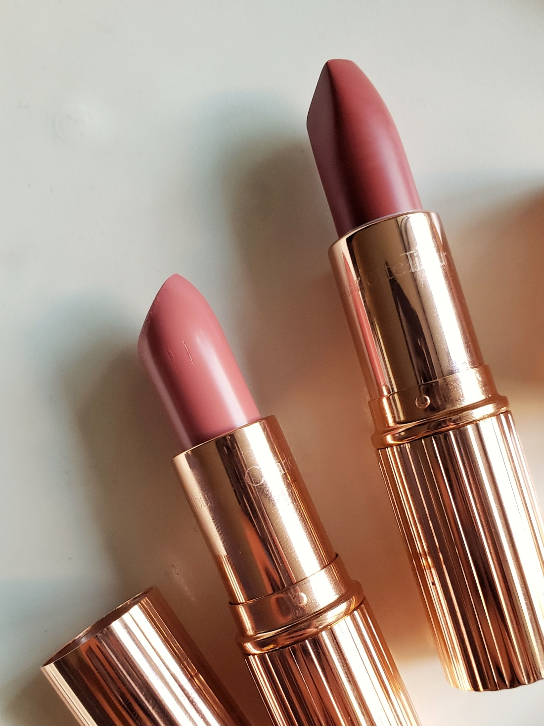 Charlotte Tilbury The Pretty Pink Lipsticks